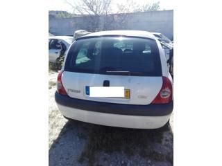 Para peças Renault Clio 1.9D ano 2000