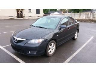 Mazda 3 année 2012
