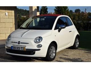 Fiat 500C 1.2 Cabrio Lounge 38000 Km 3000 EUR
