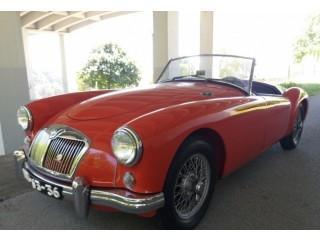 MG A Mk1 10.000€