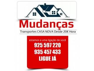 X Mudanças e Transportes - Portugal 935 457 433