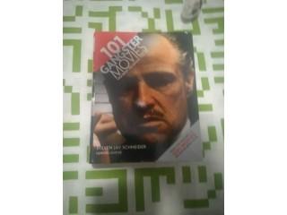"Livro ""101 gangster movies"""