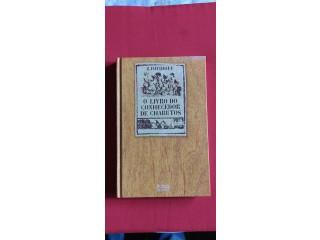 """Livro """"O livro do conhecedor de charutos"""""""