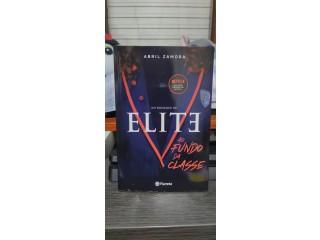 """Livro """"Elite ao fundo da classe"""""""
