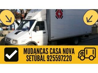 SERVIÇOS | MUDANÇAS | CASA NOVA | 925597220