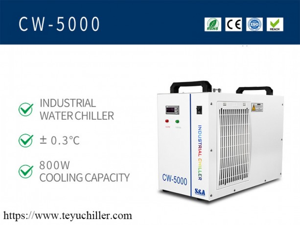 pequeno-resfriador-de-agua-cw5000-para-cortador-de-gravador-a-laser-de-co2-big-0