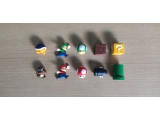 Imans Super Mario - 10 Unidades