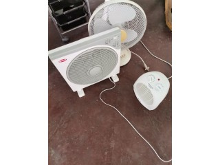 Conjunto de ventiladores