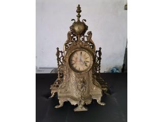 Relógio antigo de Mesa de Luxo