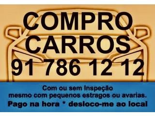 Compro Todo o Tipo de Carros Usados Lisboa