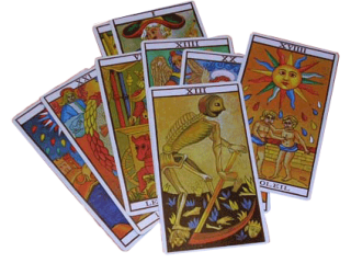 Consultas de Tarot. Trabalhos e Tratamentos espirituais.