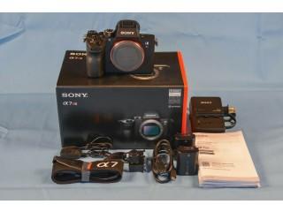Sony Alpha a7R III 42.4MP - mirrorless