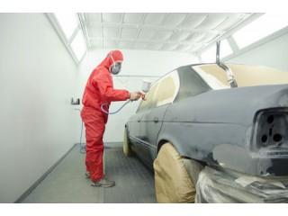 Pintor de Automóveis e Mecânico - Caçador Auto