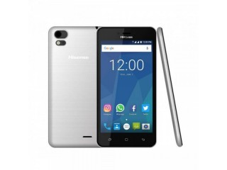 Smartphone Hisense T5 Silver