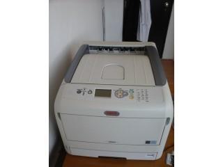 Impressora Laser A3 a cores