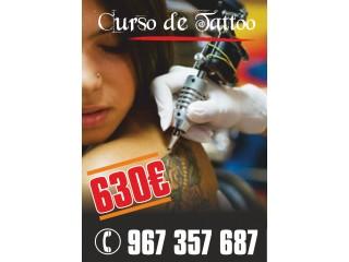 CURSO DE TATUAGEM | 30 HORAS