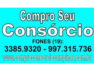 COMPRO CONSORCIO HORTOLÂNDIA