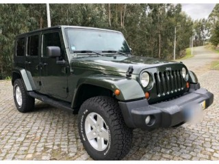 Jeep Wrangler 2.8 CRD Sport Automatic