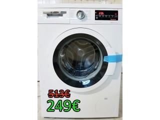 Máquina de Lavar Roupa A+++ BOSCH WUQ24468ES (8 kg - 1200rpm)